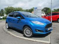 Ford Fiesta 1.0 ( 125ps ) EcoBoost 2014 Titanium