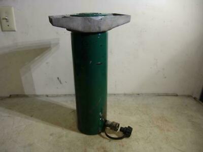 Simplex 50 Ton 13 Inch Stroke Hydraulic Cylinder Works Well