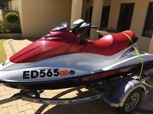 2009 Seadoo GTI 130 Sea Doo Jet Ski Iluka Joondalup Area Preview