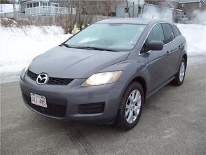 2007 Mazda CX-7 GS As traded