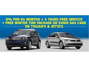 VOLKSWAGEN 5 DAY SALE ON TIGUAN AND JETTA ONLY AT COLEMAN'S