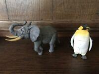 Elephant And Penguin Brain Teaser 3D Puzzles