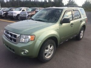 2008 Ford Escape 4x4 XLT