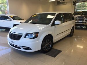 2015 Chrysler Town & Country S CUIR GPS DVD BLUETOOTH CAMÉRA MAG