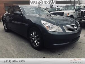 ***2007 INFINITI Berline G35 Luxury***FULL/CUIR/AWD/514-999-4555