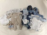Baby Clothes - upto 3.5kg