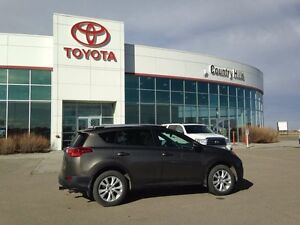 2014 Toyota Rav4 Limited, AWD, Technology Package