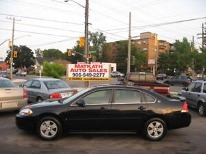 **2009 Chevrolet Impala LS**  Certified & E-tested