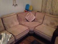£120 corner sofa for sale