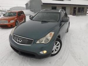 2009 INFINITI EX35 AWD $11250.00 SPÉCIAL