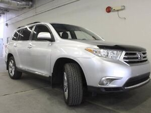 2012 Toyota Highlander Sport Package Four-wheel Drive (4WD)