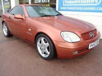 Mercedes-Benz SLK Kompressor 2.3 auto Kompressor Very Rare Colour S/H P/X