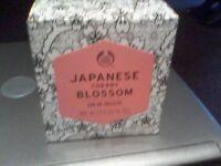 Body Shop new Japanese cherry blossom 100ml EDT