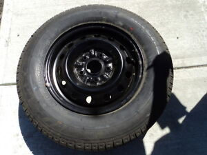 1 Michelin All Season Tire with Rim for 1992-2001 Toyota Camry