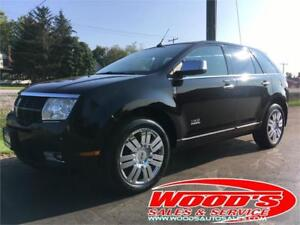 2008 LINCOLN MKX LIMITED AWD
