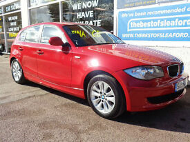 BMW 116 2.0 auto 2009 i ES S/H Finance Available 1 former keeper P/X Swap