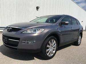 "2008 Mazda CX-9 Grand Touring Leather Sunroof-20""Wheels."