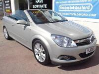2008 Vauxhall Astra 1.9CDTi 16v ( 150ps )Twin Top Design FINANCE WELCOME P/X