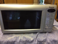 Panasonic NN-K125MB BPQ Microwave Combi Oven/Grill