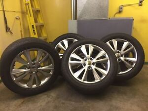 265/50r20 Brand new Dodge Durango factory 20 inch rims and tires