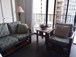 ONE BEDROOM CONDO IN WAIKIKI, HAWAII FOR RENT