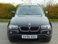 BMW X3 2.0 D SE 5d (black) 2006