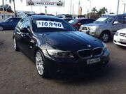 2008 BMW 320i E90 MY09 Executive Black 6 Speed Steptronic Sedan Broadmeadow Newcastle Area Preview