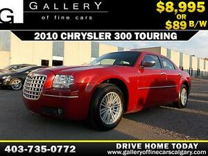 2010 Chrysler 300 Touring $89 bi-weekly APPLY NOW DRIVE NOW