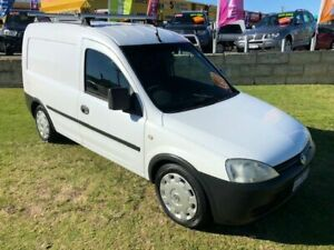 2008 Holden Combo XC MY07.5 White 5 Speed Manual Van Wangara Wanneroo Area Preview