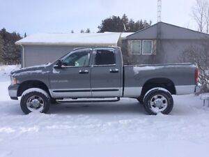 Lifted 2005 Dodge Ram 2500 5.9L Cummins Kawartha Lakes Peterborough Area image 2