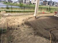 Landscaping - Edmonton & Surround - FREE Estimates
