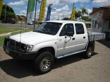 2005 Toyota Hilux KZN165R  5 Speed Manual Woodend Ipswich City Preview