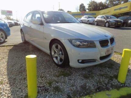 2010 BMW 320i E90 MY10 Executive Steptronic White 6 Speed Auto Seq Sportshift Sedan Moorooka Brisbane South West Preview