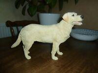 Large Yellow Labrador Retriever Ornament