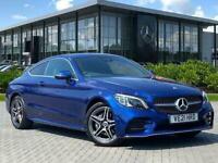 2021 Mercedes-Benz C Class C220D Amg Line Edition Premium 2Dr 9G-Tronic Auto Cou