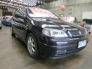2002 Holden Astra TS Equipe 4 Speed Automatic Hatchback Mordialloc Kingston Area Preview