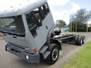 Iveco Acco 2350G cab chassis 2002 Cummins ISC Allison auto Wollongong Wollongong Area Preview