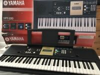 Yamaha YPT-220 Keyboard for sale