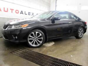 2014 Honda Accord EX-L V6 COUPE NAVIGATION CUIR TOIT AUTOMATIQUE