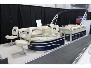 Sunchaser DS 20 Cruise - 3 Pt Fish Pontoon Only $24,995