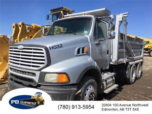 2007 Sterling AT9500 T/A Dump Truck