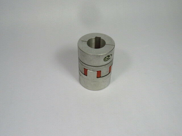 """Rotex GS-38 Jaw Coupling Assembly 1"""" Bore & 40mm Bore  USED"""