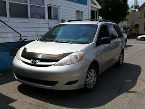2007 Toyota Sienna LE 0 DOWN $128 WEEKLY!