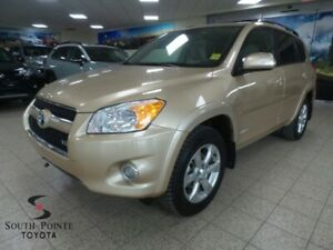 2009 Toyota RAV4 Limited | Leather | Htd Seats | Bluetooth