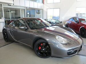 2008 Porsche Cayman 987 MY08 Meteor Grey 5 Speed Manual Coupe Albion Brisbane North East Preview