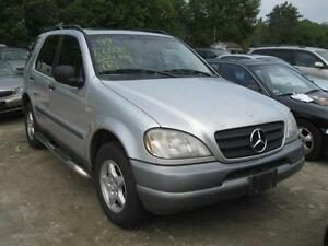 MERCEDES BENZ ML CLASS (1998/2005 FOR PARTS ONLY)