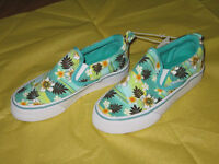 Girl's Shoes Summer Styles - Size 13 or 13.5 (New)