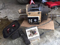 4100 T&E Pump with wet kit