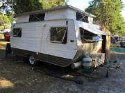 14ft Millard Poptop Caravan Glass House Mountains Caloundra Area Preview