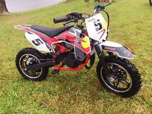 Foxico 49cc I Kids Dirt I Trail Bike I Accessories included Canley Heights Fairfield Area Preview